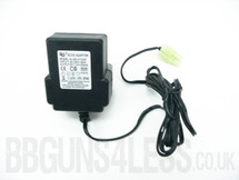 battery charger  240v 5.0v 100ma big tamiya plug