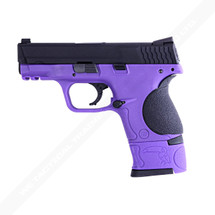 WE Little Bird 3.8 M&P GBB Pistol in Purple