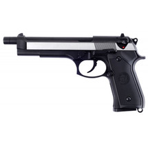 WE Beretta M92 Special Type A GBB Full Metal in Black