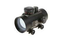Red Dot 1x40 Reflex Sight Replica in Black