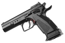 KWC Model 75 Full Metal GBB Pistol in Black