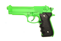 Dragon M9 gas blowback pistol in Green