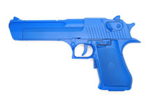 UHC 653 D-Eagle Electric Blowback Pistol in Blue