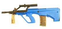 APS Kompetitor Steyr Aug Para Model AEG in Blue