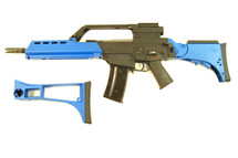 UMAREX H&K G36KV AEG EBB with Bulit in Scope in Blue
