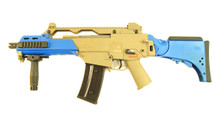 Umarex H&K G36CV AEG with Blow Back Bolt in Tan/Blue