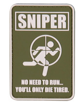 Sniper No Need to Run Patch
