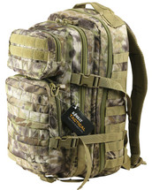 Small Assault Backpack Rucksack 28 Litre Raptor Kam Desert