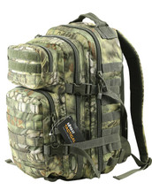 Small Assault Backpack Rucksack 28 Litre Raptor Kam Jungle