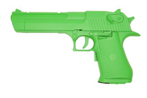 UHC 653 D-Eagle Electric Blowback Pistol in Green