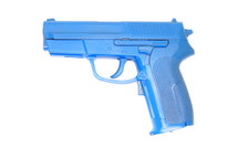 UHC P2340 Electric Blowback pistol in Blue