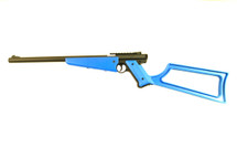 KJ Works Ruger MK1 Carbine Rifle in Blue