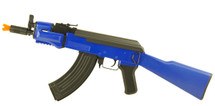 Double Eagle M901A Metal AK47 Krinkov in Blue