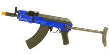 Double Eagle M901C Metal AK47 Krinkov CQB in Blue