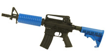 CYMA CM018 M4 CQB AEG Airsoft Rifle in Blue