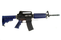 WE M4A1 AEG Gen 3 in Blue