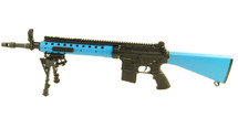 D|Boys BY053 MK12 SPR AEG Rifle with Bi Pod in Blue