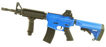 Blackviper B4817 M4 AEG Airsoft gun in Blue