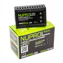 Nuprol L3 EU Power Compact Charger For LIPO Battery