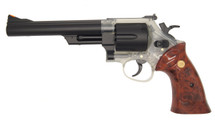 Blackviper Gas Revolver With Mid Size Barrel in clear