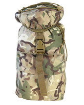 Kids Army Backpack Rucksack in BTP Camo