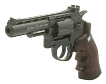 Wingun 701 4 Revolver Co2 Gas Gun black