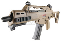 Ares AR-056 Hk G39 Aeg Airsoft Rifle In Tan