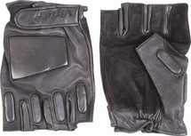 Viper Fingerless Tactical Gloves - Black