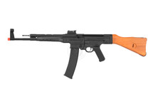 AGM 056B MP44 AK replica With Wood Stock in Black