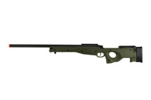 AGM MP002C Spring Sniper rifle in Army Green