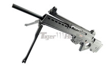 JG Works G36 SL8 With Bipod in Black (6690)