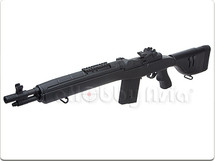 Cyma CM032F M14 AEG Airsoft Rifle in black