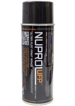 We Europe Nuprol Ufp Flat Black Spray Paint