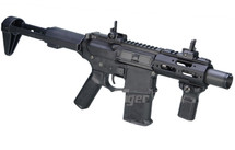 "Ares Amoeba ""Stubby"" Honey Badger AEG in Black"