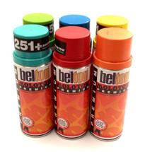 Belton Molotow Premium Spray Paint orange