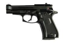 we cheetah m84 gbb silver pistol