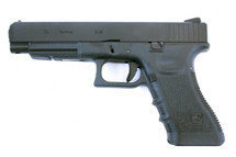 WE EU34 Gen 3 Semi Auto Pistol in Black