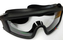 dubble eagle b85 tactical goggles  in back