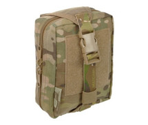 MOLLE QUICK ACCESS MEDIC POUCH OLIVE GREEN