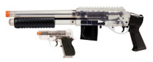 Mossberg Tactical Shotgun M590 Cruiser Kit in Clear
