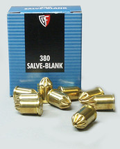 Fiocchi .380 Revolver Blank box of 50
