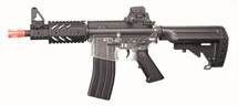 Blackviper B4811 M4 CQB Rifle In Clear