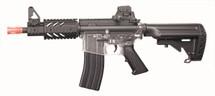 Blackviper B4811 M4 CQB Rifle In Clear