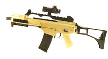 BlackViper G36 AEG Full auto Airsoft Gun in Gold
