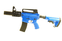 Blackviper B3812 M4 CQB Full Auto With Navy Stock in Blue