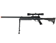 Well MB06 Airsoft Sniper Rifle In Black