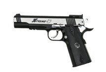 G&G Xtreme 45 Full Metal CO2 Airsoft Pistol in black