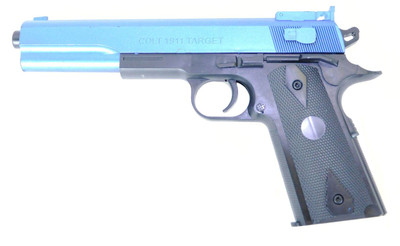 Vigor 2123-A1 Spring Pistol in Blue