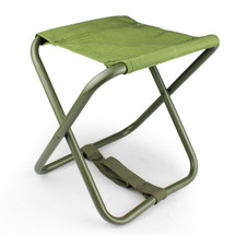 Outdoor Multifunctional Folding Chair in Olive Drab