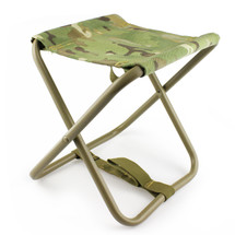 Outdoor Multifunctional Folding Chair in Multi Cam